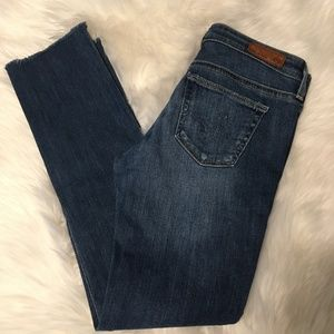 Ag Adriano Goldschmied  The Stilt Skinny Jeans 25